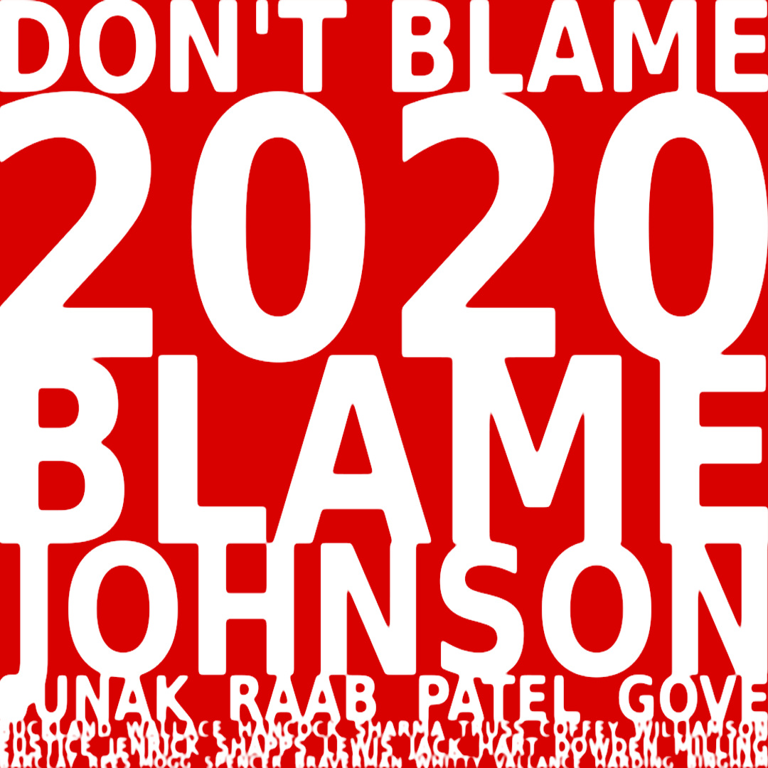 don't blame 2020
