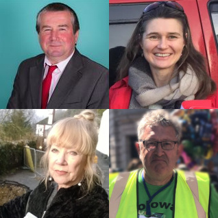 Labour Cornwall Councillors